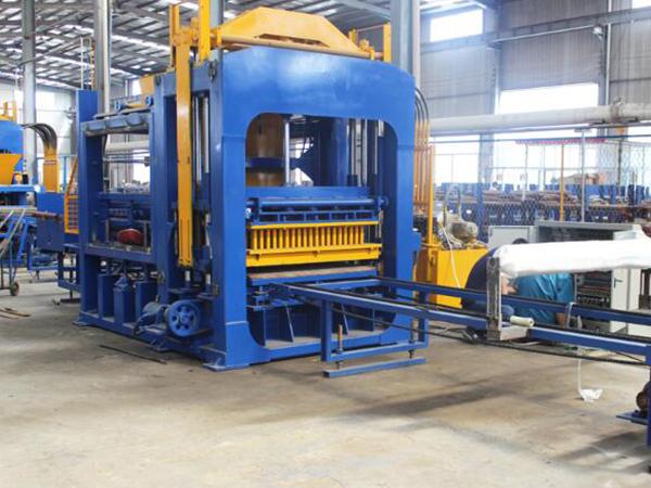 Fabricante de máquinas bloqueras