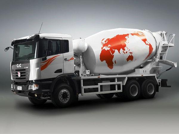 Fabricante de camión mezclador de concreto profesional