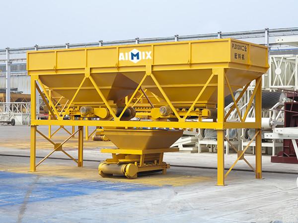 Planta de concreto - AIMIX fábrica