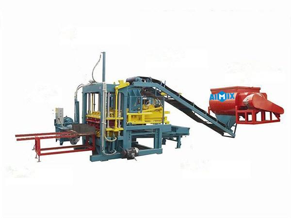 Fabricante de máquinas de bloques durables