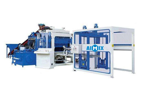 Empresa de máquinas bloqueras