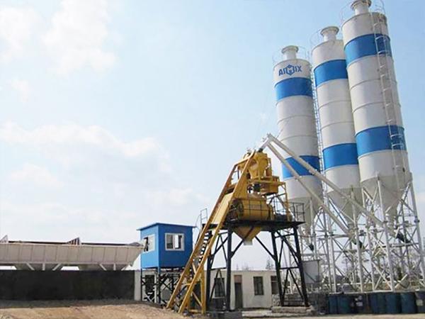 Fabricante internacional de plantas de concreto