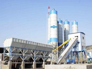 Fabricante confiable de planta mezcladora de concreto