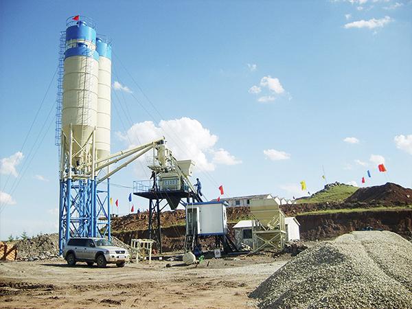 Fábrica de concreto - confiable y profesional