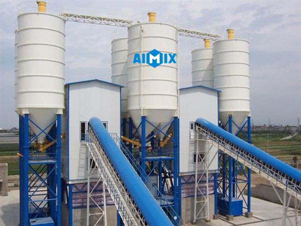 Proveedor confiable de planta de concreto