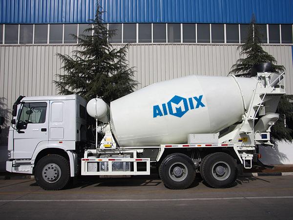 Fabricante y proveedor de camión mezclador hormigonera