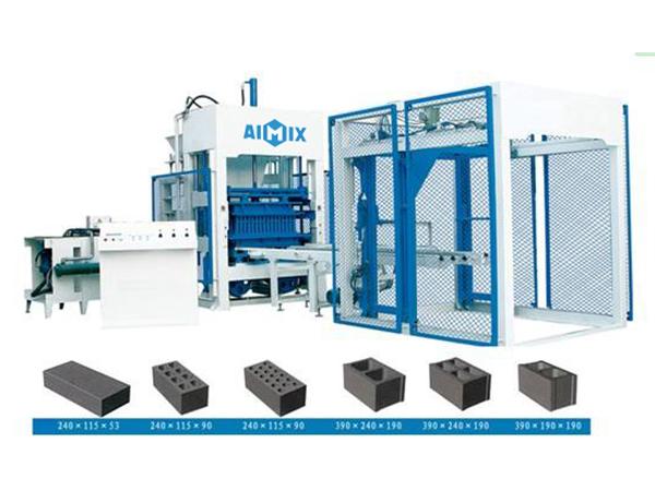 Fábricante congiable de máquinas bloqueras