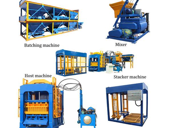 Fábrica profesional de máquinas bloqueras
