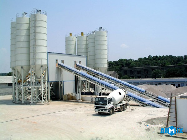 Fabricante de plantas de concretos asfálticos