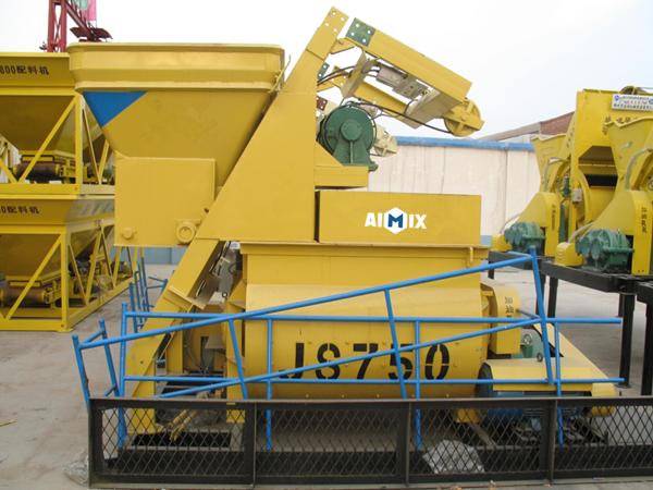 Fabricante de planta de concreto mezcladora