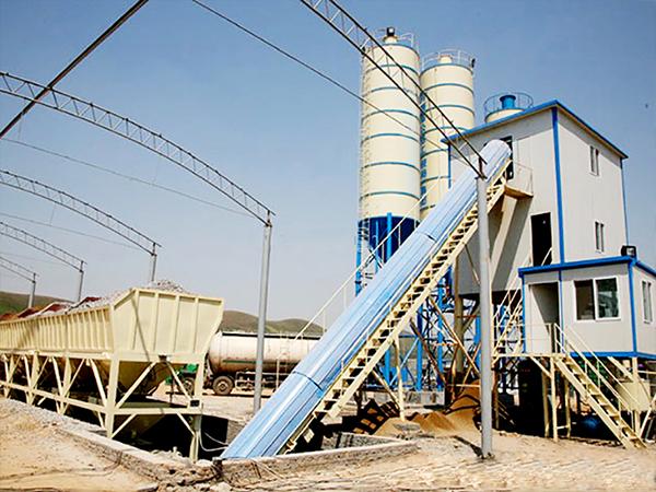 Fábrica de equipos de concreto - maquinaria de construcción
