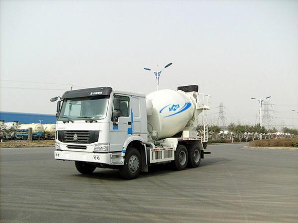 Fabricante y proveedor de camión mixer concreto