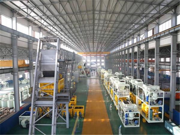 Experiencias de fabricación de 36 años en equipos de construcción