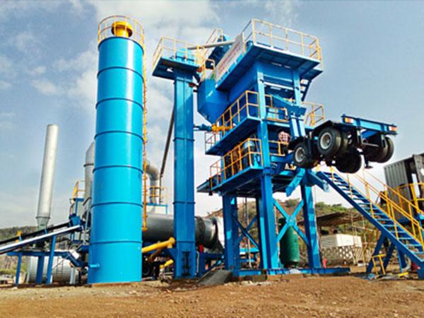 Fabricante y proveedor de planta de asfalto