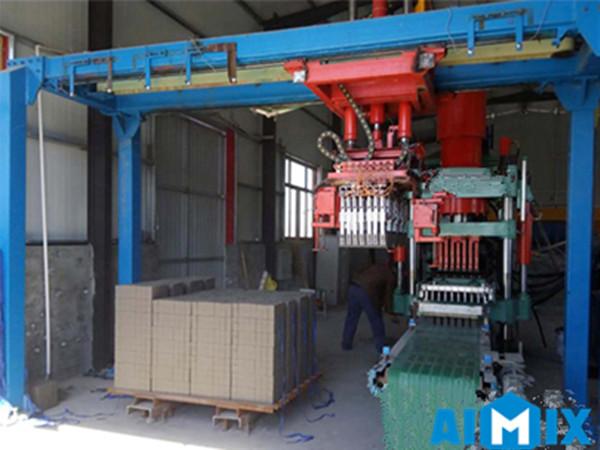 AIMIX Máquina Bloquera Tipo Presión Bajo