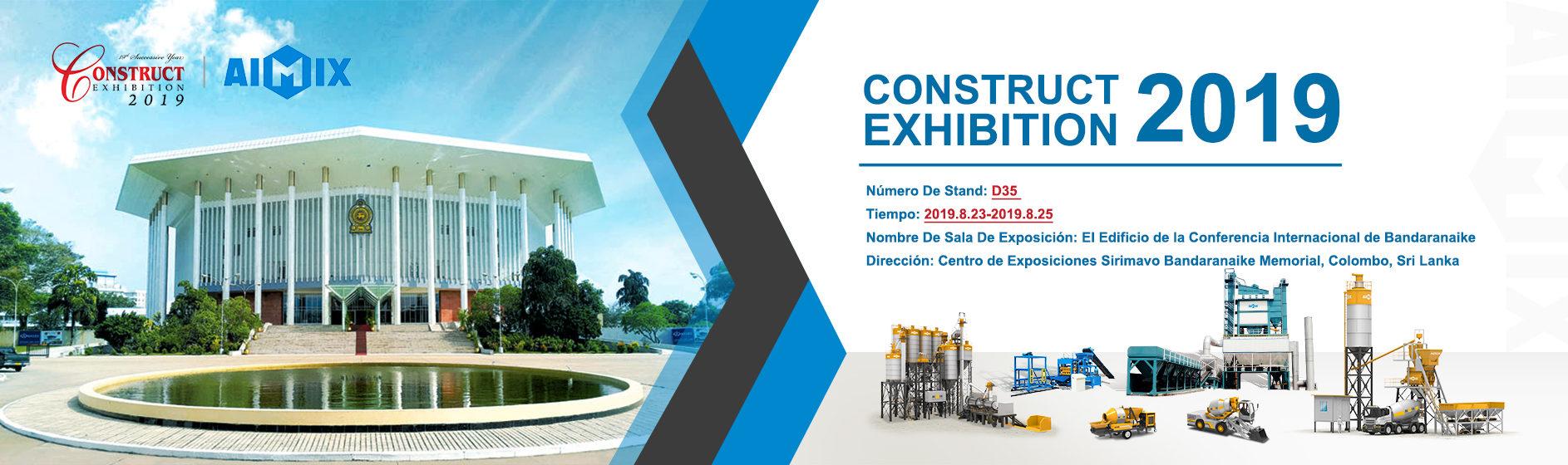 Exposición En Sri Lanka