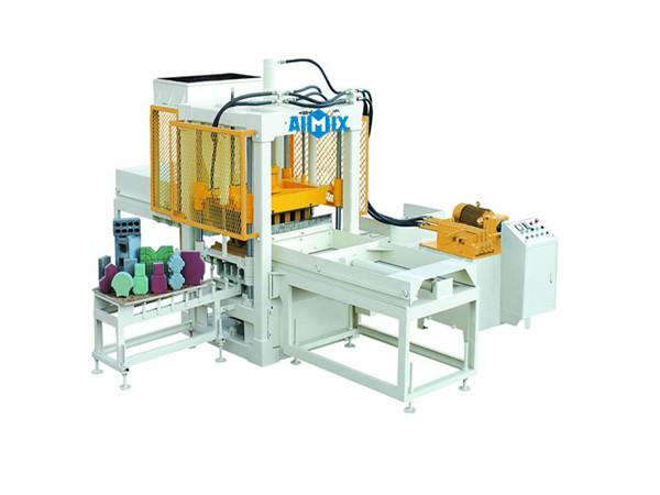 Máquinas Bloqueras Semi Automática