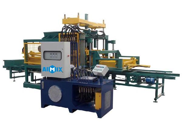 Máquinas Bloqueras Semiautomáticas AIMIX