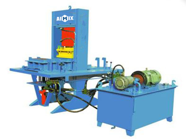 Maquina Bloquera Hidraulica