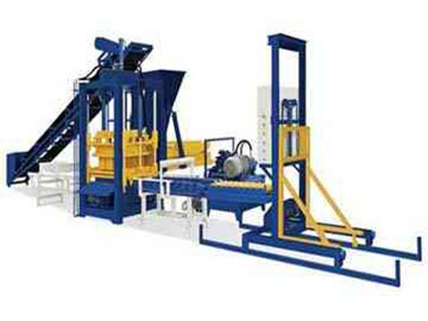 Maquinaria Bloquera Hidráulica Automática AIMIX