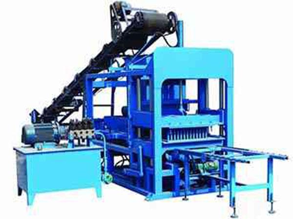 Máquina Bloquera Hidráulica Profesional